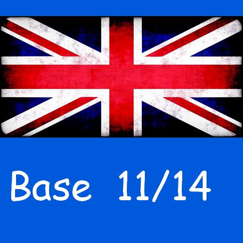 Anglais : base 11/14