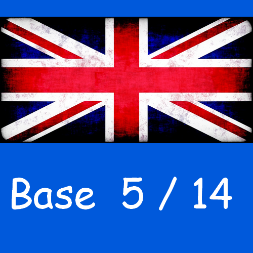 Anglais : base 5/14