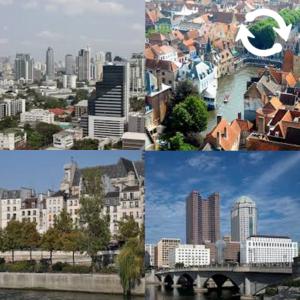 Quatre villes