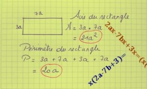 Equations mathématiques avec inconnue