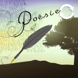 Illustration de poésie