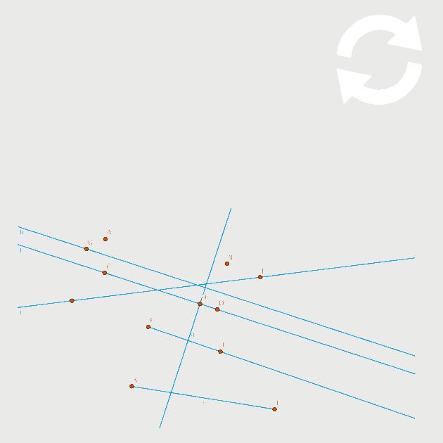 Lignes droites