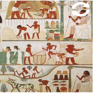 Gravure égyptienne