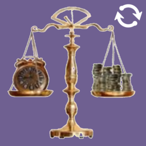 Balance en équilibre