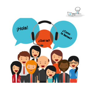 Personnages parlant espagnol