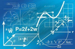 Formules mathématiques nébuleuses