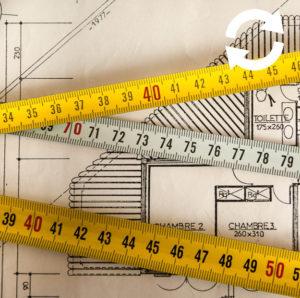 Mètres de mesure