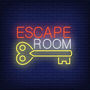 "Néons ""Escape Room"""