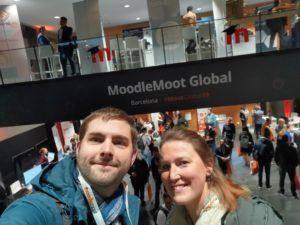 Personnes au MoodleMoot Global