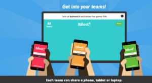 Illustration Kahoot