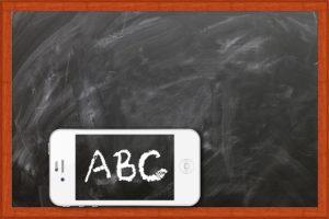Tableau et smartphone