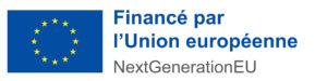 Logo Financé par l'Union Européenne - NextGenerationEU